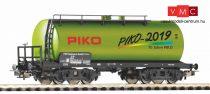 Piko 95869 Tartálykocsi, négytengelyes PIKO Jahreswagen 2019 (H0)