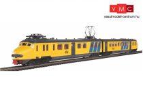 Piko 97932 Analóg kezdőkészlet:Hondekop villamos motorvonat, ágyazatos ovál pályával, NS