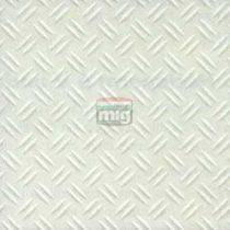 Plastruct 101151 PSW-151 Bézs barázdált sztirol lap, 180 x 305 mm 1:16, trepni lemez (1db)