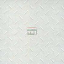 Plastruct 101154 PSW-154 Bézs barázdált sztirol lap, 180 x 305 mm 1:16, trepni lemez (1db)
