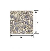 Plastruct 110073 Natursteinplatten(H0)