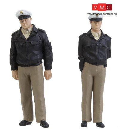 Pola 331897 Német rendőrök, 2 db (G)
