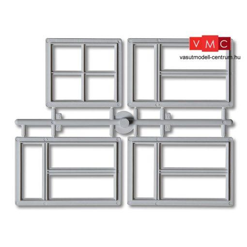 Pola 333110 Ablakok fehér színben, 4 db (G)