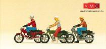 Preiser 10126 Motorosok (H0)