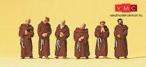 Preiser 10198 Ferences szerzetesek (H0)