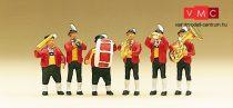 Preiser 10206 Tiroli zenekar I. (H0)