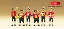 Preiser 10207 Tiroli zenekar II. (H0)