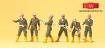 Preiser 10230 Osztrák tűzoltók (H0)