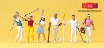 Preiser 10231 Golfjátékosok (H0)