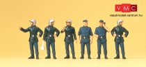 Preiser 10232 Francia tűzoltók (H0)