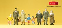 Preiser 10343 Arab járókelő családok (H0)
