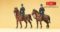 Preiser 10399 Német lovasrendőrök (H0)