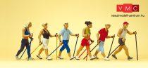 Preiser 10575 Nordic Walking (H0)