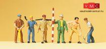 Preiser 14030 Földmunkások (H0)