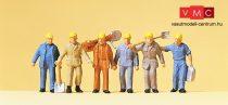 Preiser 14033 Sétáló munkások (H0)