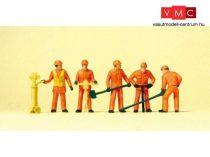 Preiser 14035 Vasúti pályamunkások (H0)