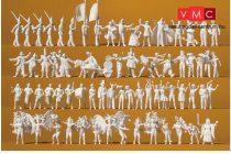 Preiser 16355 Farsangi, ünneplő és karneválozó emberek (H0)