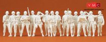 Preiser 16529 Amerikai gyalogos katonák, modern US Army (H0)