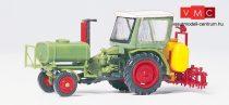 Preiser 17933 Traktor tetővel és permetező adapterrel (H0)