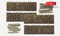 Preiser 18340 Lövészárok és fedezék kiegészítők (H0)