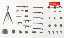 Preiser 18357 Katonai fegyverek I., Wehrmacht (1939-45) (H0)