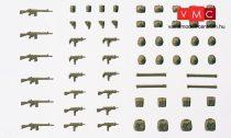 Preiser 18365 Katonai fegyverek, Bundeswehr (H0)