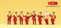 Preiser 20259 Cirkuszi zenekar (H0)