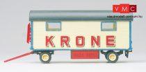 Preiser 21017 Pótkocsi ablakokkal, Zirkus Krone (H0)