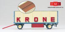 Preiser 21020 Nyitott pótkocsi, Zirkus Krone (H0)