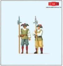 Preiser 28222 Őrök a kapunál (középkor) (H0)