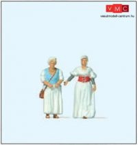 Preiser 28224 Piaci eladóhölgyek (középkor) (H0)