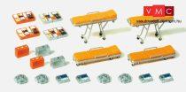 Preiser 31021 Mentőszolgálat kiegészítők (H0)