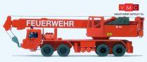 Preiser 31100 Krupp 35 GMT tűzoltósági mobildaru (H0)