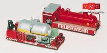 Preiser 31152 Tűzoltó felépítmények (2 db) (H0)