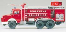 Preiser 31163 Mercedes-Benz FTLF 8000 reptéri tűzoltóautó (H0)
