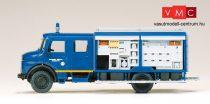 Preiser 31192 Mercedes-Benz LA 1112 B műszaki teherautó, THW - teljes belső berendezéssel (