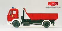 Preiser 31207 Mercedes-Benz 1622/45 cserefelépítményszállító tűzoltóautó (H0)
