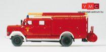 Preiser 31263 Magirus F Mercur 150 A BA LF 16 tűzoltóautó (H0)