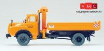 Preiser 31300 MAN 19.321 HAK billencs emelődaruval, kommunális (H0)