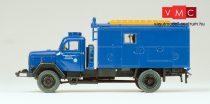 Preiser 31306 Magirus Mercur 120 D D 10 A műszaki teherautó, THW (H0)