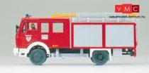 Preiser 35001 Mercedes-Benz 1019 AF/36 TLF 16 tűzoltóautó, Ziegler (H0)
