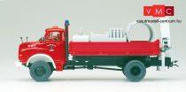 Preiser 35007 MAN 9.168 HAK tűzoltóautó emelődaruval (H0)