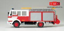 Preiser 35022 Mercedes-Benz 1222 AF LF 16 tűzoltóautó, Ziegler (H0)