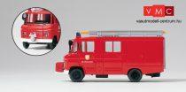 Preiser 35026 Mercedes-Benz 408/29 LF8 tűzoltóautó, szárnyasajtóval (H0)