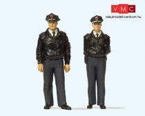 Preiser 44909 Rendőrök, kék egyenruhában (G)