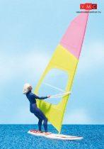Preiser 44926 Szörföző hölgy (G)