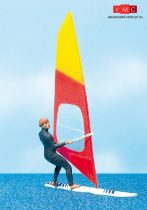 Preiser 44927 Szörföző férfi (G)