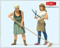 Preiser 44929 Hölgyek kerti munkán (G)