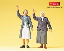 Preiser 45083 Integető asszonyok a peronon (G)