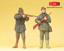 Preiser 45135 Álló vadászok puskával (G)